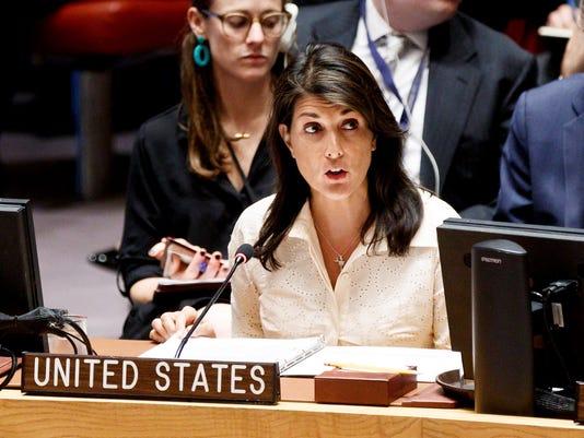 El Consejo de Seguridad de la ONU discute la violencia en Gaza