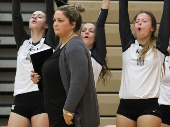 Novi's Jen Cottrill is among eight finalists for a