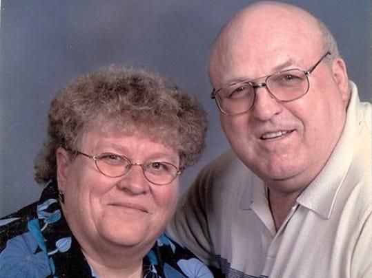 Anniversaries: Jim Hein & Dianna Hein