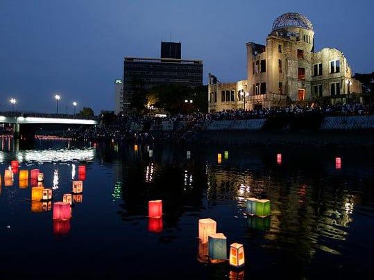 Hiroshima Marks the 71st Anniversary of Atomic Bombing