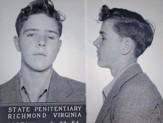 Henry Lee Lucas 1954