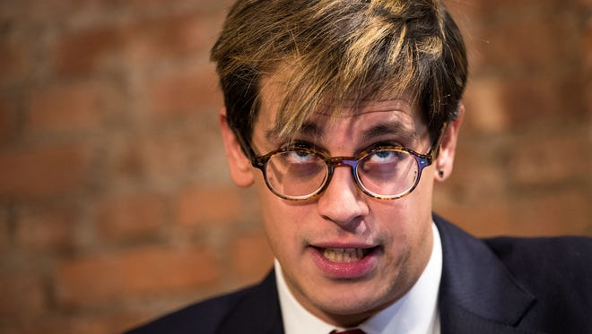 Milo Yiannopoulos will self-publish his book 'Dangerous.'
