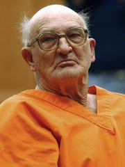 Edgar Ray Killen, in this Jan. 7, 2005, file photo