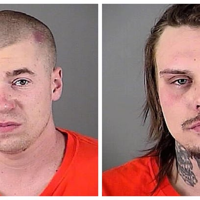 Watertown men charged in Delafield robbery
