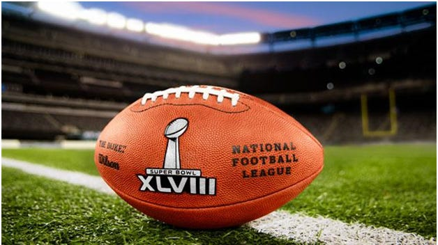 This year's Super Bowl takes place on Feb. 2 at 6:30 p.m. EST.