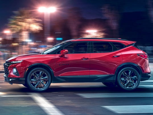 What Shoppers Will Like About The All New 2019 Chevy Blazer