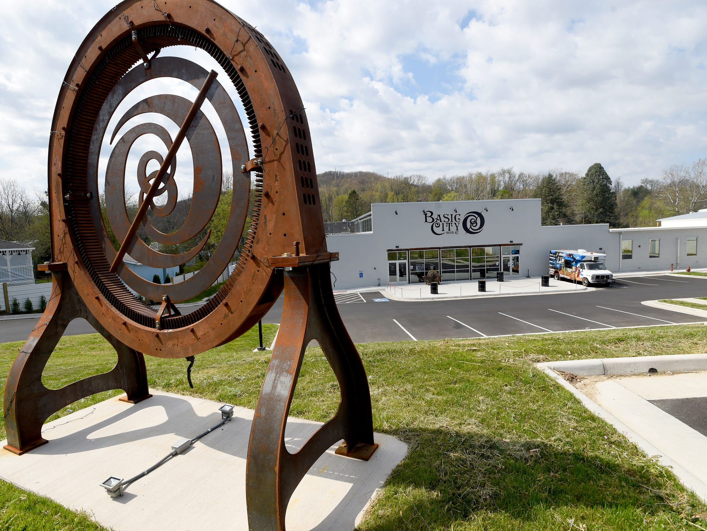 Basic City Beer Co., located in the old Virginia Metalcrafters