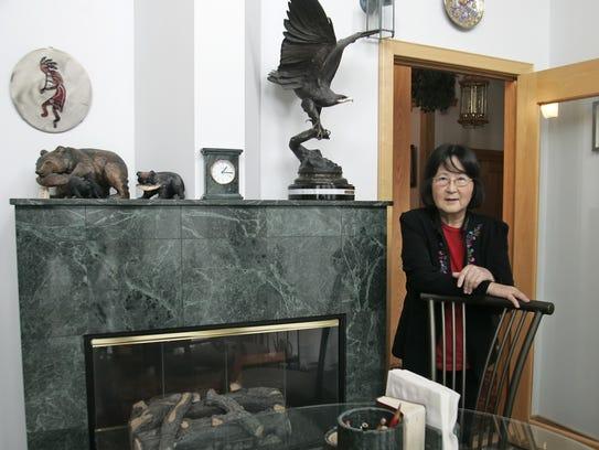 Sumire Negishi, wife of Purdue University professor