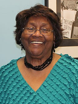 The Rev. Jeannette Phillips, a founder of Hudson River HealthCare and executive director of the Preservation Co. of Peekskill