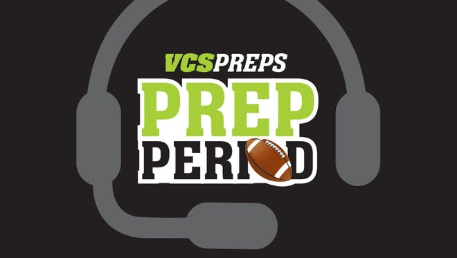 Prep Period logo black