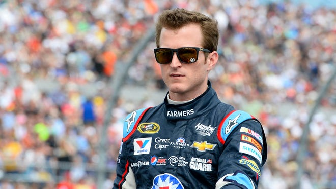Kasey Kahne said sometimes he listens too much to what people say and has at times taken the wrong advice.