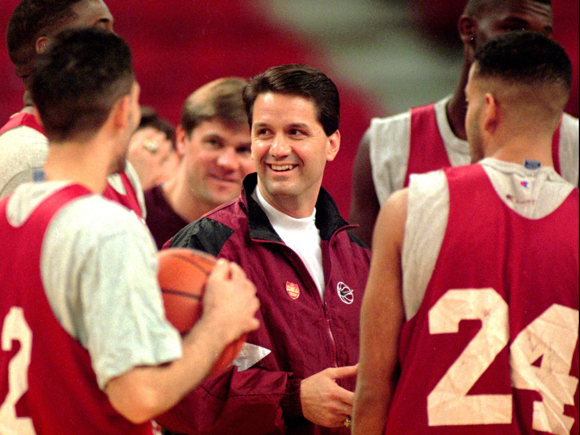 John Calipari coached UMass to the Final Four in 1996 before he made a run to the NBA, agreeing to become the coach of the New Jersey Nets.