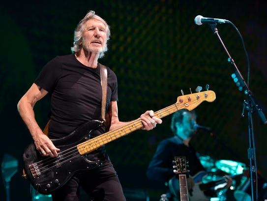 AUG. 13 ROGER WATERS: 8 p.m. Bridgestone Arena, $50.50-$195