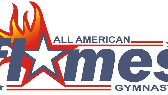 All American Flames Gymnastix
