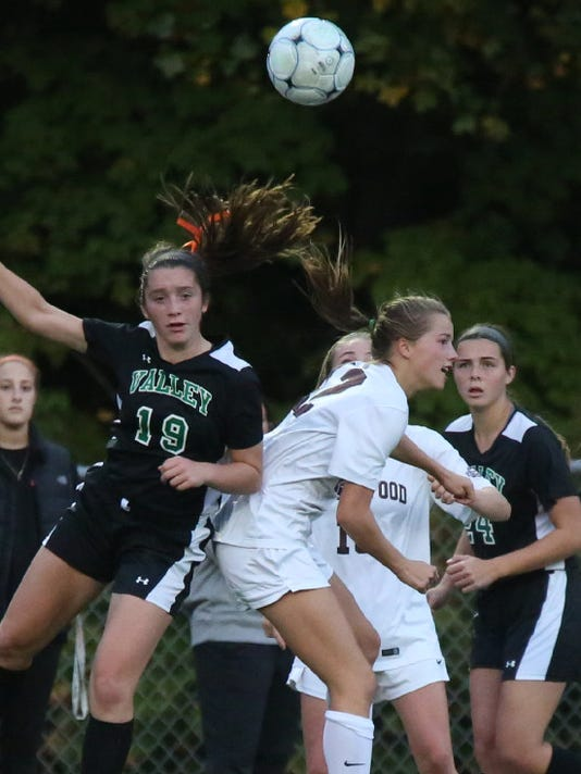 Nicole Franklin of Pascack Valley