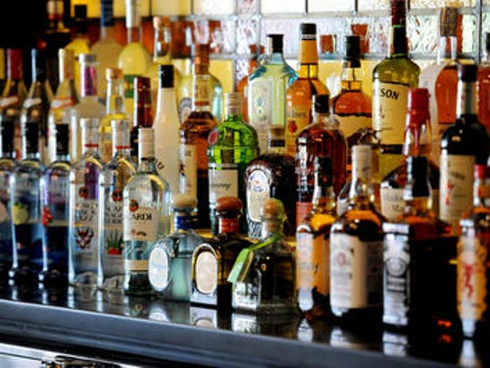 Ohio liquor sales set a record in 2015.