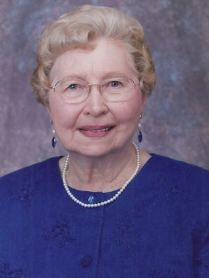 Elsie Holland, 91