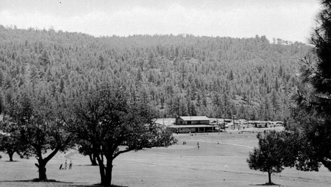 The Cree Meadows area previously was part of the ranch and later became a golf course.