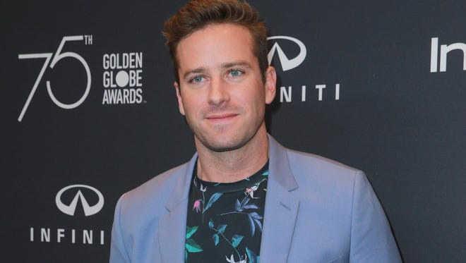 """Armie Hammer says the harsh treatment Nate Parker received from Hollywood vs. Casey Affleck """"doesn't make sense."""""""