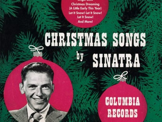 Frank Sinatra's 1948 Christmas album showcased the