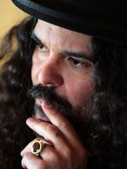 Thursday: Brant Bjork at Pappy and Harriet's saloon in Pioneertown