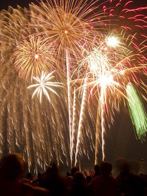 Rozzi Fireworks at 10 p.m. will close out a day of partying on July 2 in Fort Thomas.