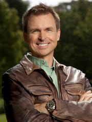 """""""The Amazing Race"""" Host Phil Keoghan"""