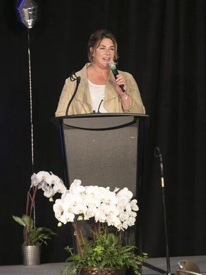 Mrilyn Getas-Byrne shares her story fighting breast cancer