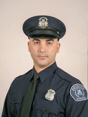 Detroit police officer Fadi Shukur was killed in a hit-and-run on Aug. 4, 2018.