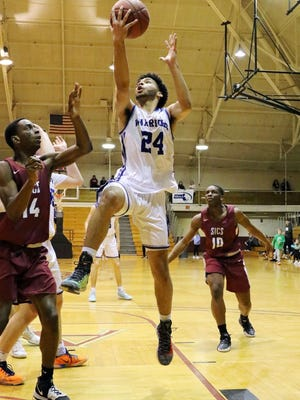 Recent Narraganstt Regional graduate Freddie Monette-Harris will continue his academic and athletic career at New Hampshire Technical Institute in the fall.