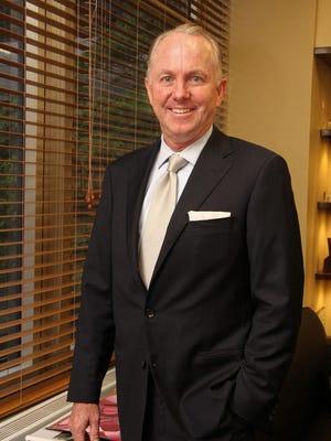 Dr. Tim Babineau, CEO of Rhode Island Hospital.  .