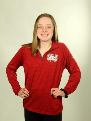 Silver Lake's Alexa Connors is the Patriot Ledger All-Scholastic Girls Swimmer of the Year.