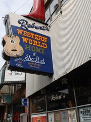 Robert's Western World.