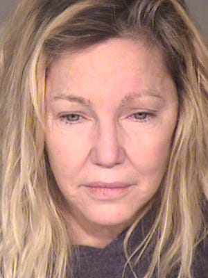 Heather Locklear was arrested earlier this year on suspicion of battery against responders after a disturbance at her Thousand Oaks home.