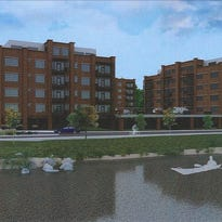 133-apartment complex in Asheville River Arts District delayed