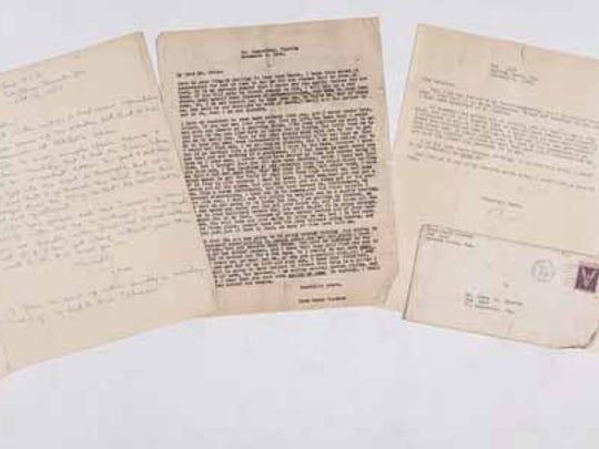 Zora Neale Hurston's Five Letters