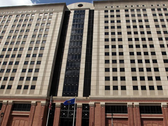 The Milwaukee Secure Detention Facility is part of