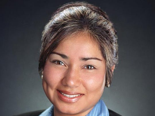 Jackie Ortiz is an at-large member of Rochester City Council.