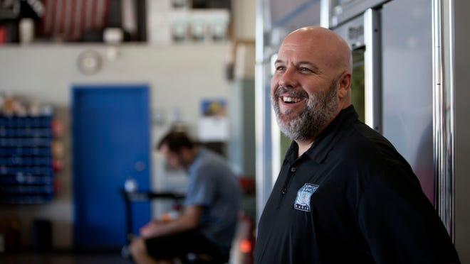 Matt Allen is owner of Virginia Auto Service in Phoenix.