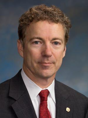 Rand Paul, U.S. Senator, R-Kentucky