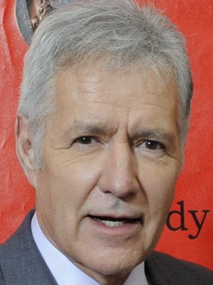 Alex Trebek at the 71st Annual Peabody Awards Luncheon at the Waldorf=Astoria Hotel May 21, 2012.