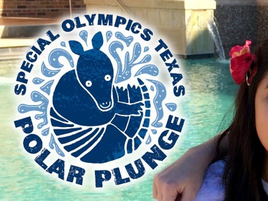 The Polar Plunge, Feb. 3, at Boomtown Bay water park