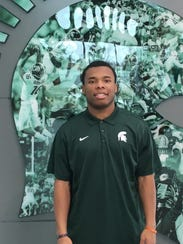 Kalon Gervin is the No. 1 player on The Detroit News