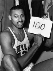 Wilt Chamberlain played in Reno a few months after