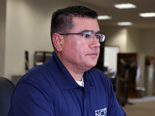 Rene Martinez, an electronic forensic examiner, was recognized as a top performer for the Secret Service. He conducts exams on electronic devices for the Corpus Christi Police Department and other law enforcement agencies.