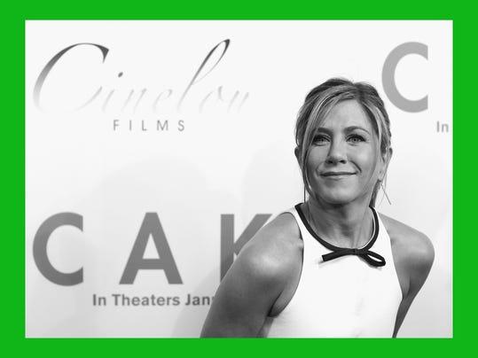 "BESTPIX: Premiere Of Cinelou Films' ""Cake"" - Arrivals"