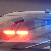Driver in Port Edwards crash stable