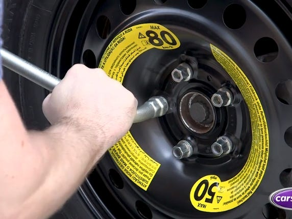 Learn what you need to do when your car is in need of a tire change.