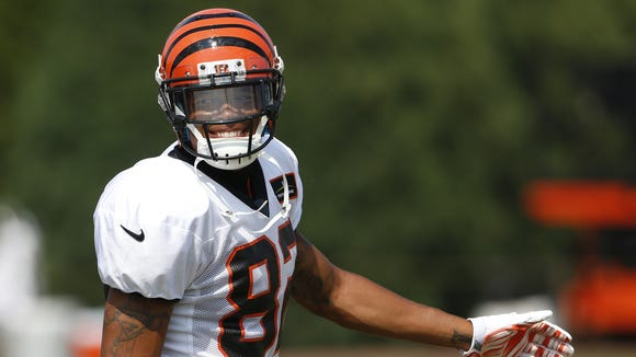 Marvin Jones did not practice for a second straight day.