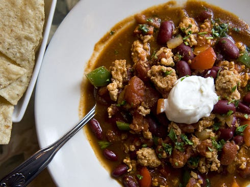 Chili is a hearty dish that is easy to make.